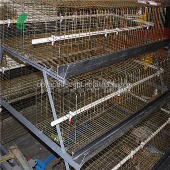 Layer Poultry Farm Design/caged Chicken Farming/project On Poultry Farming  - Buy Layer Poultry Farm Design,Steel Welded Battery Chicken Cage,Chicken