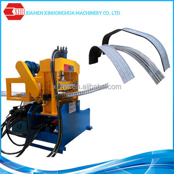 YX65-400-433 Automatic Hydraulic Roof Crimping metal sheet bending machine