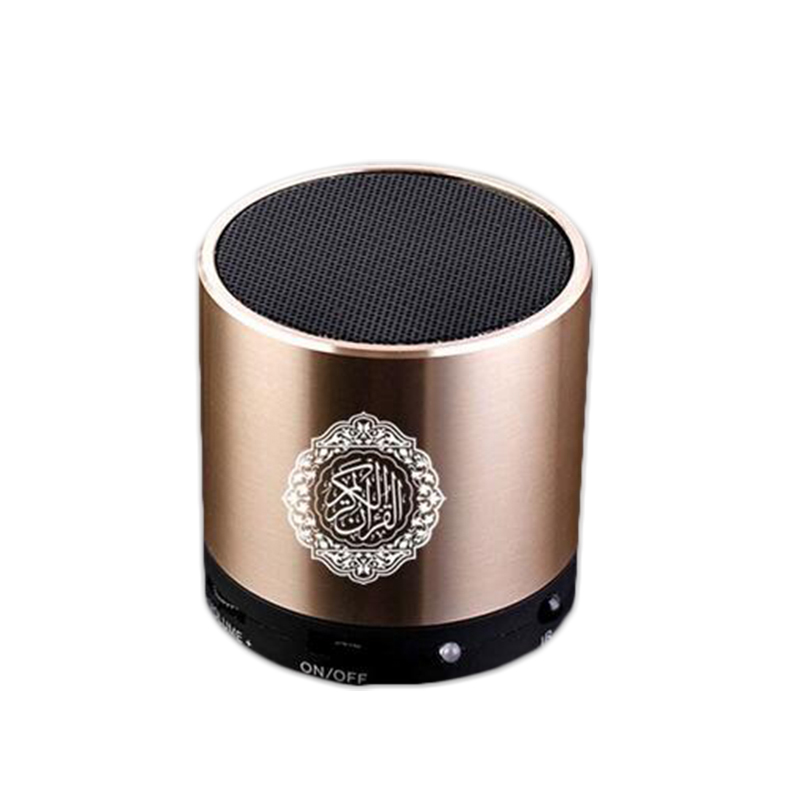 2017 NEW quran bluetooth speaker SQ118 with 8G portable voice translator