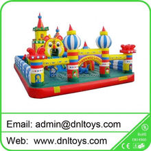 Inflatable bounce house jumping bouncy castle for home use