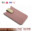 BSCI factory free sample phone parts leather case for iphone 5s
