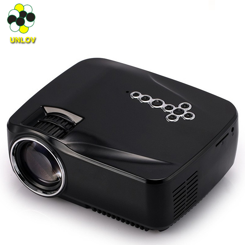 Factory price digital mini projector, video projector, portable projector