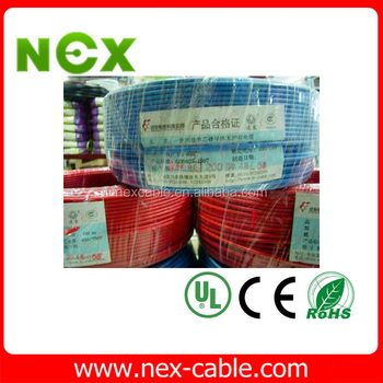 Flexible Electric Cable Copper Wire House Wiring Ningbo Shanghai - House wiring cable price