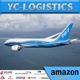 ddp amazon in air freight from china to Spain/Belgium/Poland/Austria/Portugal Europe door to door service