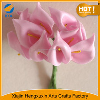 artificial calla lily with 12 stems flower bouquet