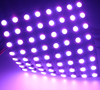 APA102C SMD5050 led dot madrix multi color led display outdoor use