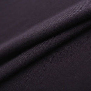 Hot sale microfiber knitted plain weave polyester spandex bonded terry fabric