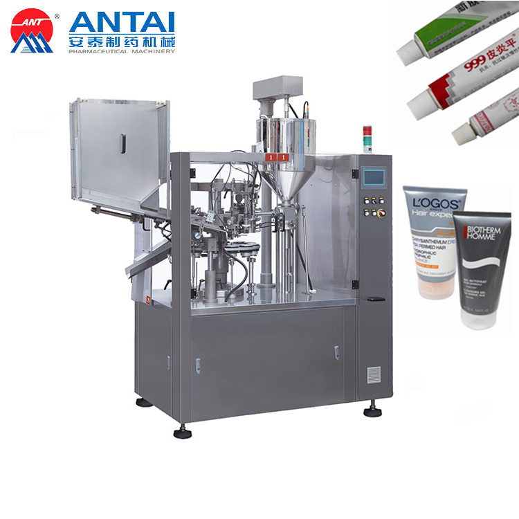 Wholesale ANTAI 12 Locations Automatic Tube Filling And Sealing Machine
