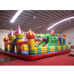 Amusement Park Equipments inflatable indoor playground
