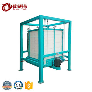 Multi bin and lays flour factory sifter machine