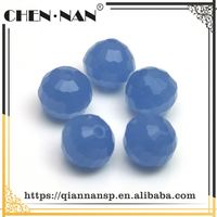 Most popular attractive style furnace 96 faces glass beads