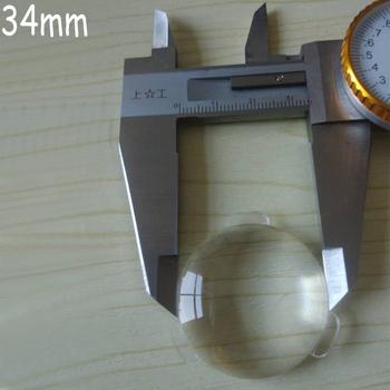 a047e7a6b0 37 34 25mm mm mm Lente Biconvexa com 45 Acrílico Diâmetro mm Comprimento  Focal Exata para