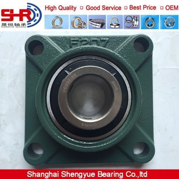 UCF211-55MM   NEW High Quality 55mm Insert Bearing with 4-Bolt Flange  UCF211-55
