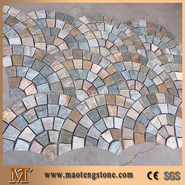 China Garden Slate Tiles China Garden Slate Tiles Manufacturers