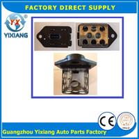 Heater Fan Motor Resistor Rheostat for Peugeot 406 307 2.0 1999-2006 9641212480 Radiator fan resistor Control module unit