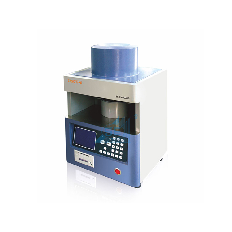 Hottest Sales hardgrove grindability index tester to test coal grindability for laboratory 5E-HA60*50