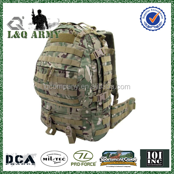 32L RUCKSACK BACKPACK ARMY MILITARY BERGAN MOLLE