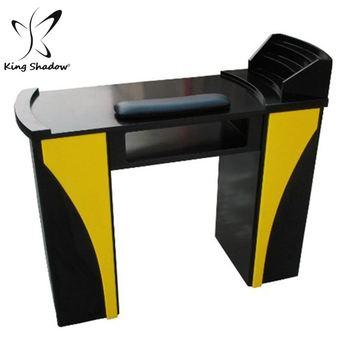 Modern Manicure Table Nail Bar Wholesale Office Melamine Desk Nail ...