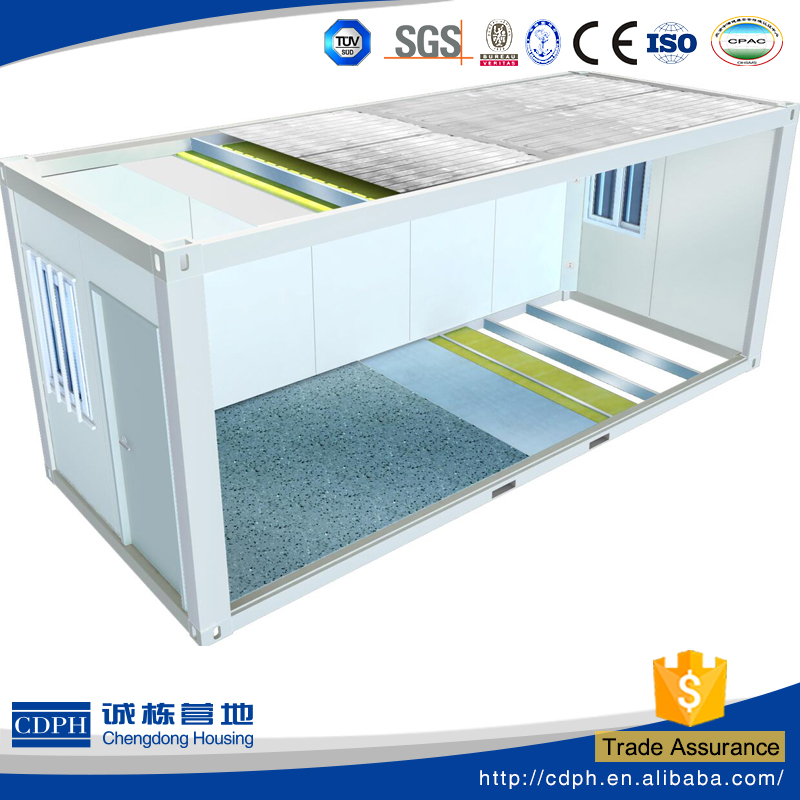 China supplier hot sale expandable modular cabins for sale