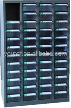 48 Plastic Drawer Storage Cabinet for Electronic Accessories