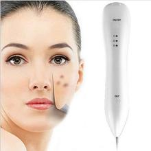2017 Beauty Mole Removal Sweep Spot Pen High-tech Mini Electric Ion Wash Tattoo Remove Spots Speckle Nevus Beauty Equipment