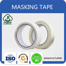 Cheap price water activated glue masking tape wall art manufactured in China