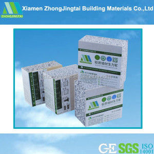 precast foam concrete sandwich panel divider price light weight thermal insulation concrete