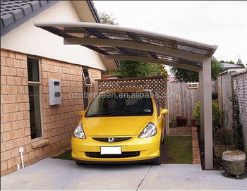 Customized Luxury Portable Metal Car Garage Canopy - Buy ...