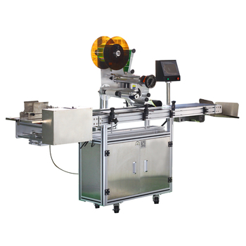 Automatic Cards Bags Labeling Machine