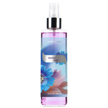 China manufacturer Victoria long time fashion Eau De Parfum Type and fruity Scent wholesale body splash mist spray
