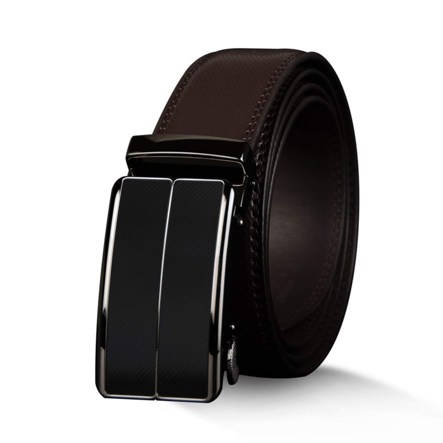 Get Quotations · Cow Genuine Leather Men S Belt Cowhide Strap For Automatic  Buckle For Alloy Buckle cd6bf33757