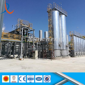 Acid mist absorb tower / gas scrubber tower / exhaust gas purification tower