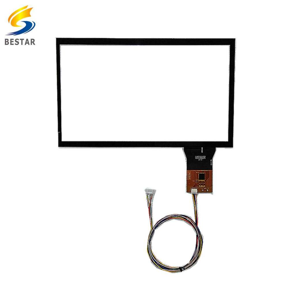 OEM customized Chinese factory supplier 10.1inch 16-9 capacitive Glass <strong>touch</strong> <strong>screen</strong> panel <strong>kit</strong>