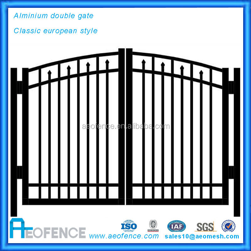Philippines garden gates and fences design aluminium fence for Modern house gate designs philippines