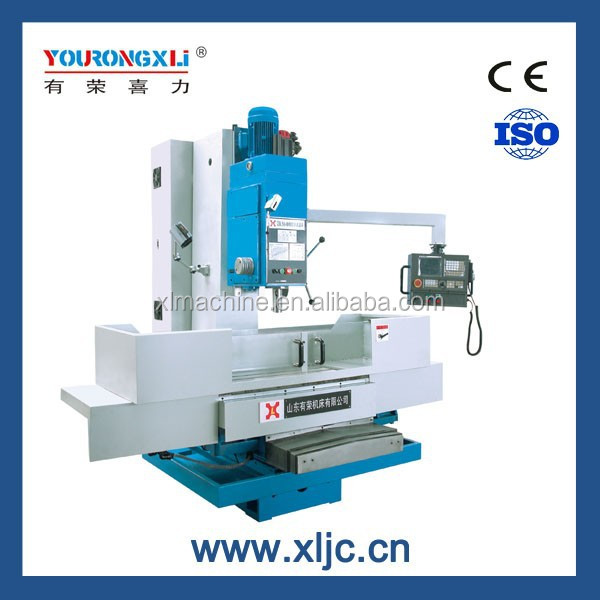ZK5140 CNC drill and tapping machine
