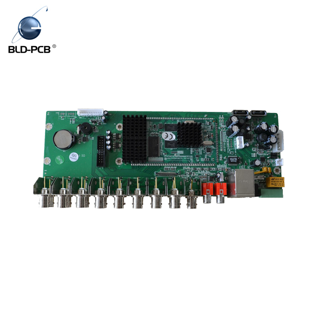 dvd player pcb board,toy remote control car Electronic printed circuit board PCBA assembly service