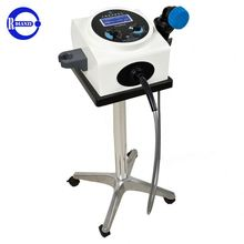 physiotherapy shock wave maneuverable vibration row phlegm therapy equipment for adult