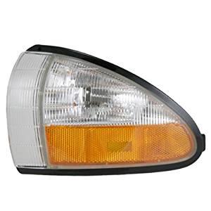 1992-1993-1994-1995 Pontiac Bonneville Corner Park Light Turn Signal Marker Lamp Left Driver Side (92 93 94 95)