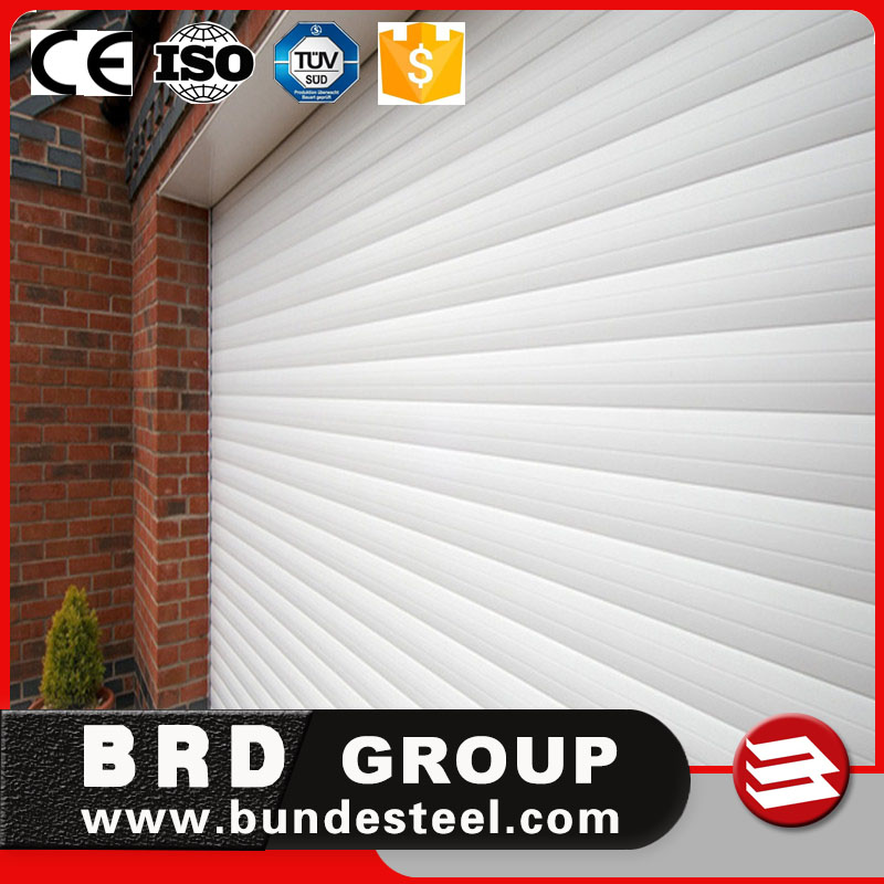 Tailored to customer's opening size High speed sectional doors accessory price
