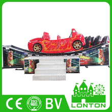 Newest flying car / Speed Flying Car / Mini flying car amusement rides Amusement revolving rides Rotation rides for kids