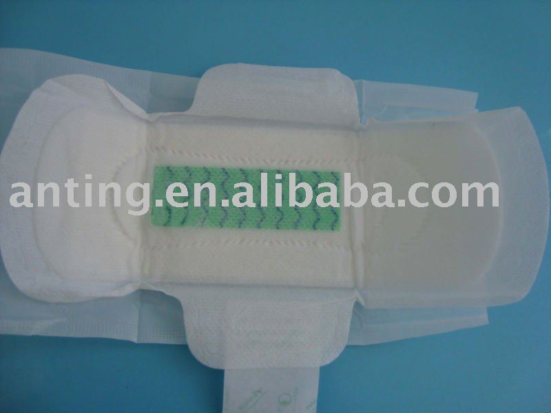 AT-AX033 Anion Sanitary Pads (Hot sell)