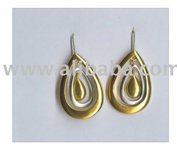 cdca1e6c85697 EARRING, 24 CT GOLD PLATED - (DOR/RGO), View Costume Jewellery, Estelle  Product Details from NORMAK FASHIONS PVT LTD on Alibaba.com