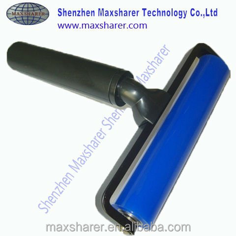 Maxsharer Professionele fabrikant Cleaning Silicon Sticky Stof Roller voor cleanroom C0203