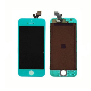 Front Screen Replacement Color Digitizer Touch Screen,Colorful LCD Display Screen Assembly For iPhone 5