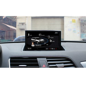 Hot Sale Factory ASVEGEN Price Android Car DVD Player With Mobile Phone  Connection For Audi Q3 2013-2016 Car Video plyer