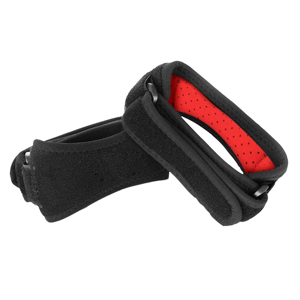 Adjustable neoprene knee brace compression patellar tendon patella knee strap, Normally black;can do custom colors.