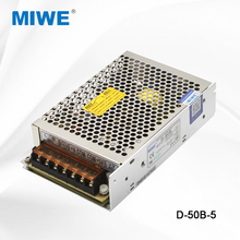 China factory a d 50w 5v power supply switching for cctv