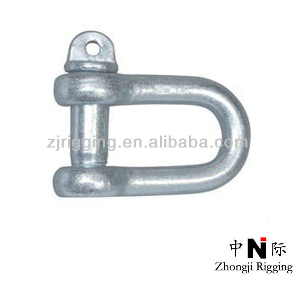 China Rigging Screw Pin Chain Shackles