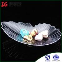 OEM hard plastic fruit plate bulk