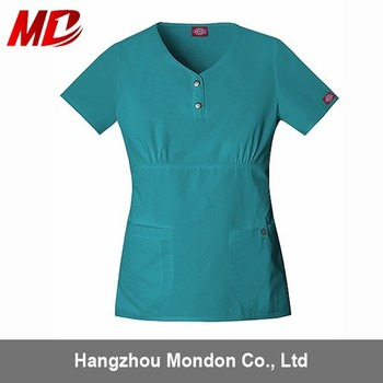 Women Disposable Patient Gown for Clean